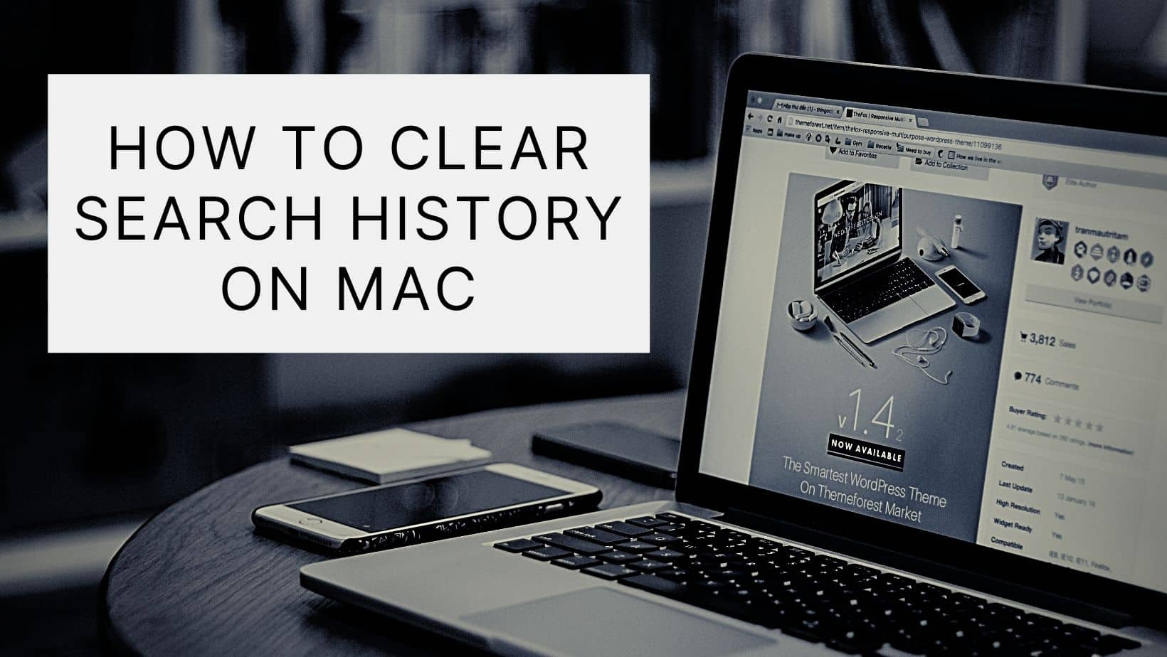 How to Clear Search History on Mac