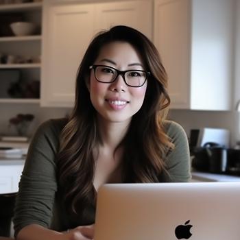 Author Katrina O'Reilly