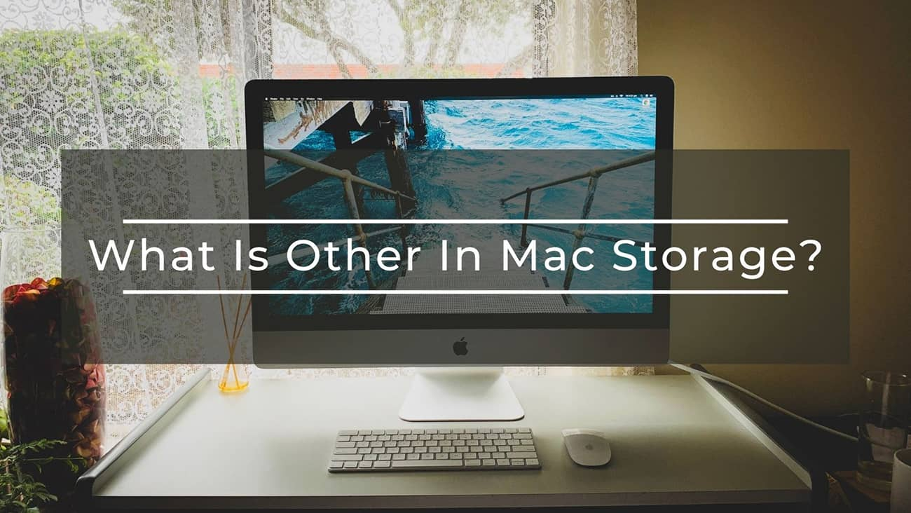 What Is Other In Mac Storage?