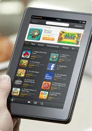 Kindle eReader vs Kindle Fire