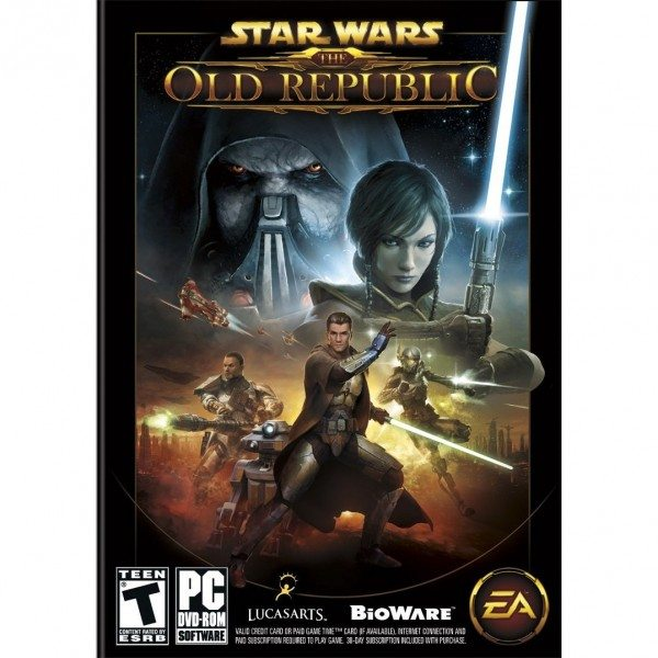 Star Wars The Old Republic going free