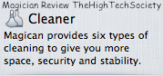 cleaner description of mac app magican