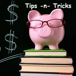terris tips and tricks piggy bank