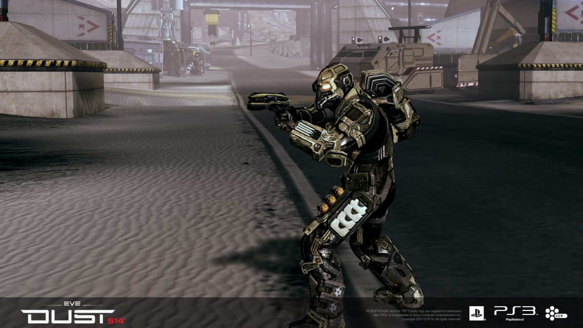 Dust 514 Character