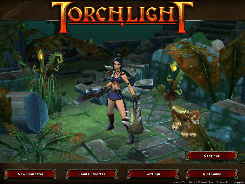 Review of Torchlight