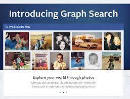 Facebook's Graph Search? Like - Comment - Share