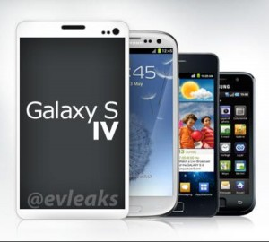 Samsung Galaxy S4 Tech news