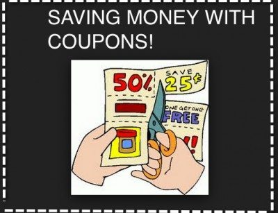 SAVING WITH COUPONS