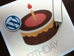 Wordpress Birthday