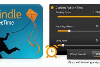 The Kindle Fire HD: Not Just for Grown-Ups
