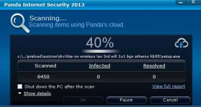 panda security review