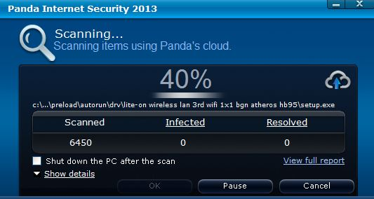 30 Days With Panda Internet Security 2013 A Test And Review