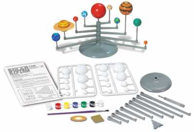 solar system science kit 5