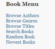 Personal eBook LIbrary