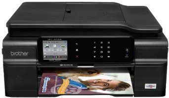 Brother Work Smart All-in-One Wireless Printer