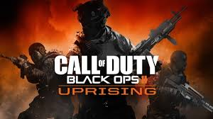 Call of Duty: Black Ops II Map Pack 2 Uprising