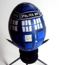 Dr who easter egg
