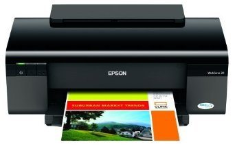 Epson WorkForce 30 Color Inkjet Printer