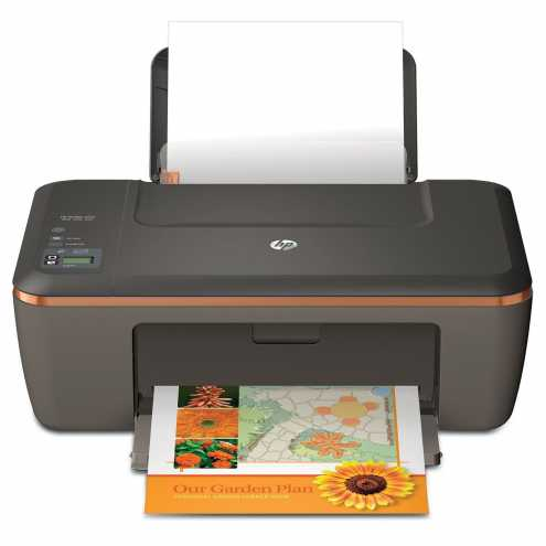 HP Deskjet 2512 All-in-One Printer CX028A