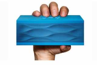 Jawbone Jambox: Blast Your Jams from your Fingertips