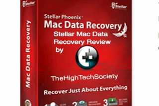 Stellar Mac Data Recovery Review and Test