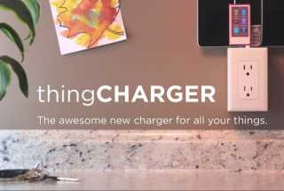 The thingCharger Charges Your Things (And Looks Good Doing it)