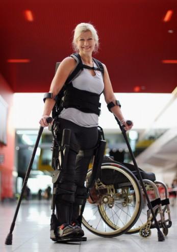 Amanda Boxtel Ekso Bionics