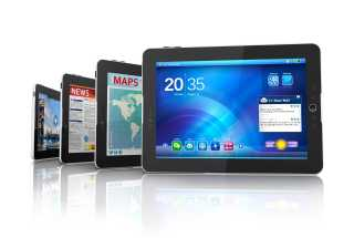 The Five Best Tablets for $200 or Less