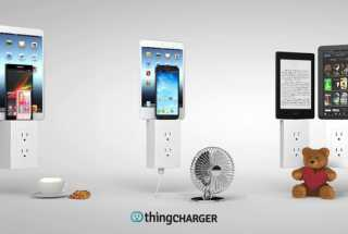 What's in a Thing? Meet the Designer Behind the thingCHARGER