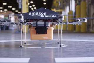 Future Tech: Amazon Drones To Deliver Your Purchases