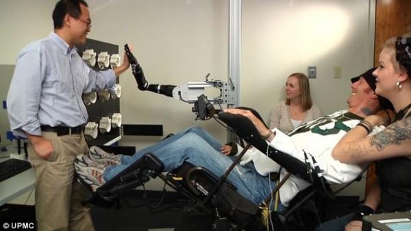Jan Scheueman Robotic Arm