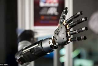 This Mind Controlled Robotic Arm Is Getting Better All the Time