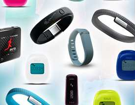 The Five Best Fitness Trackers On the Market Today