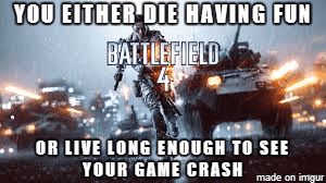 slow load battlefield 4