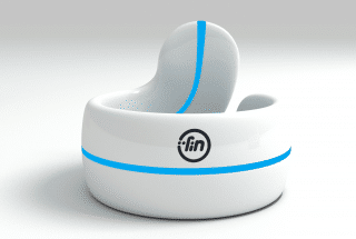Fin – The Gesture Control Ring