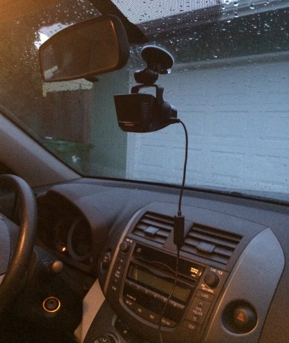 dashcammounted