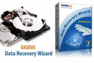 Review of EaseUs Data Recovery Wizard Pro