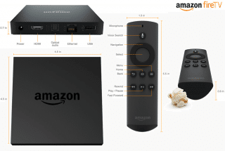 A First Look at the Fire TV from Amazon