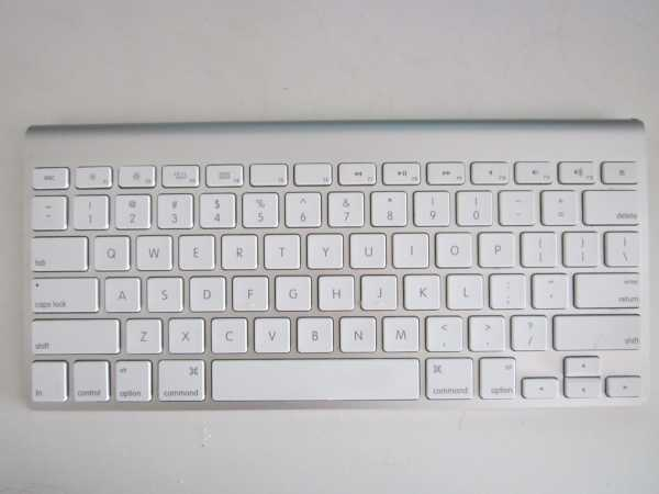Mac Wireless Keyboard Review