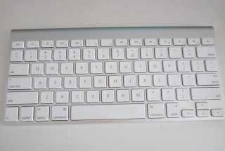 Review of the Apple Wireless Keyboard