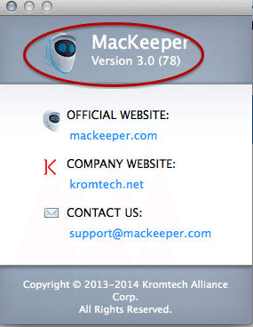 about mackeeper 3
