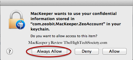 add mackeeper to your security chain
