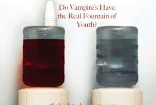 Do Vampires Have the Cure for Alzheimers ?