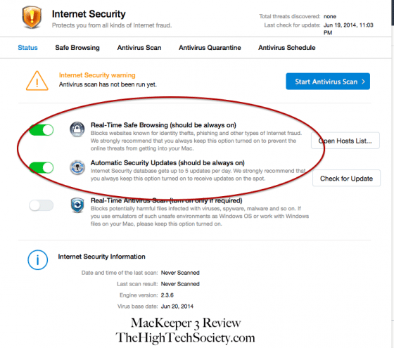 internet security mackeeper 3