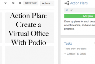 Podio Virtual Office Review