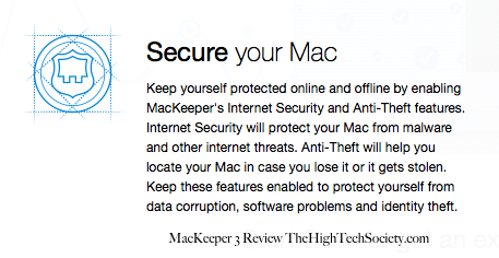 secure your mac scan