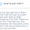 what is anti theft
