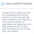 what is update tracker