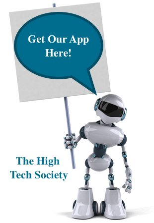 the high tech society app