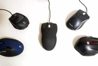 Top Five Best Gaming Mice